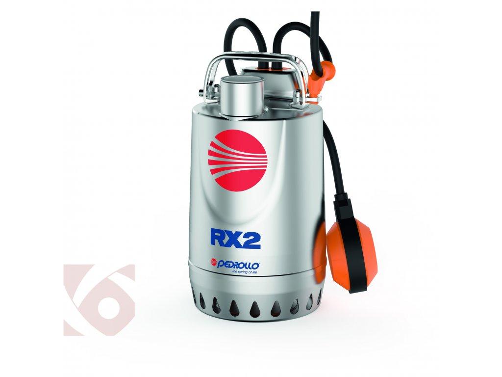Drenážní čerpadlo PEDROLLO RXm 1 230V 5m s plovákem