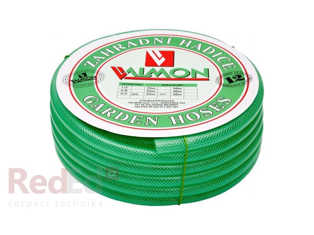 "Zahradní hadice VALMON PVC 1"" 50 m"