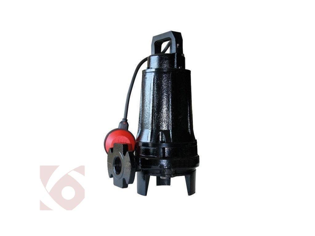Kalové čerpadlo DRENO GRIX 32-2/090 T/G 400V s plovákem