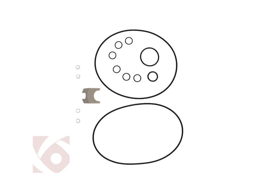 Sada, těsnění CR(N)32 1-15 EPDM (96416597)