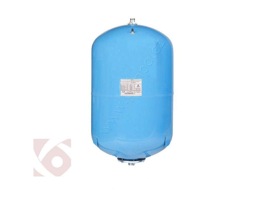 Tlaková nádoba Pumpa SM-V 35/10 vertikální s vakem