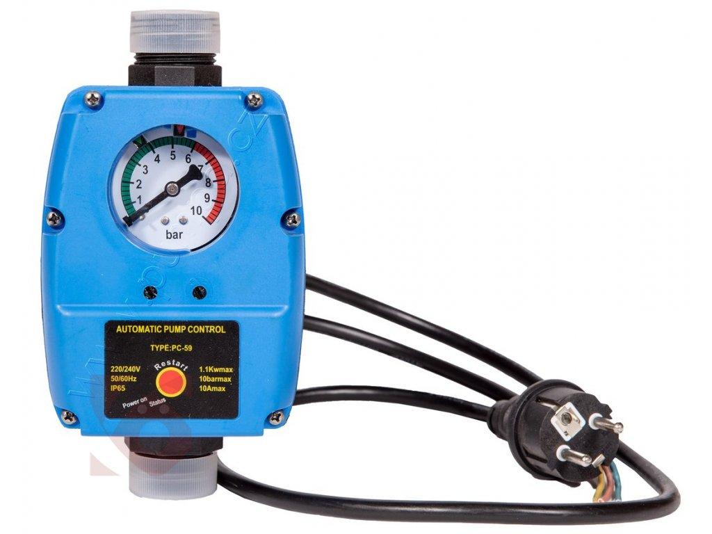 Presscontrol tlaková řídící jednotka PC-59