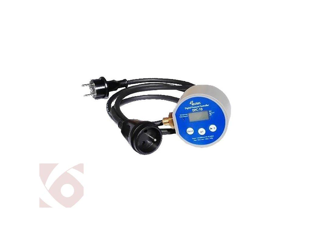 Digitální tlakový spínač DPC 10A 230V