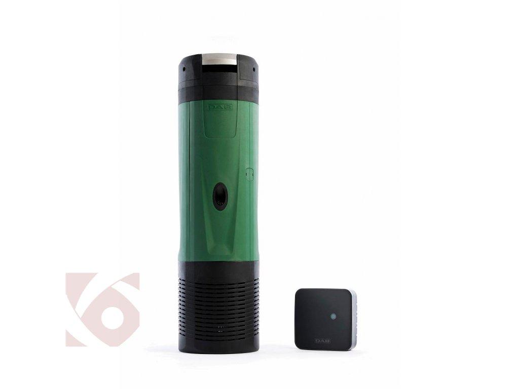 Automatické čerpadlo s frekvenčním měničem ESYBOX DIVER X 55/120