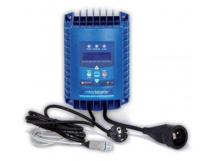 Frekvenční měnič Archimede IMMP1.1W 1x230V 1,1kW LCD
