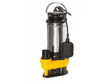 Ponorné kalové čerpadlo IBO WQF 250 s plovákem, 230V, 0,25kW, kabel 10m