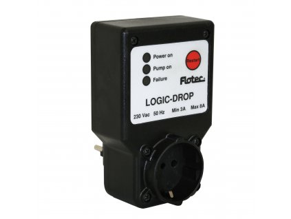 Elektronická ochrana proti běhu na sucho LOGIC DROP