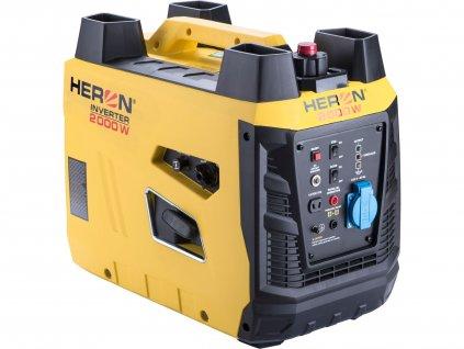 Elektrocentrála digitální invertorová HERON 3,3HP/2kW (8896219)
