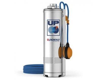 Ponorné čerpadlo PEDROLLO UPm 2/4-GE 230V s plovákem