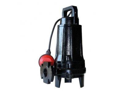 Kalové čerpadlo DRENO GRIX 32-2/140 T/G 400V s plovákem