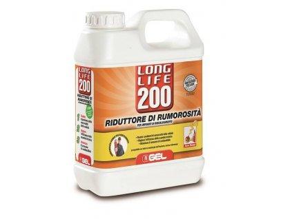 Ošetření topných systémů GEL LONG LIFE 200 - 1l