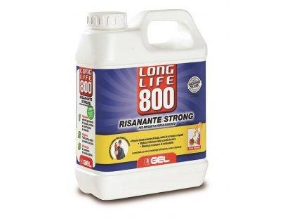 Čištění topných systémů GEL LONG LIFE 800