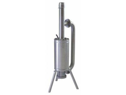 Kalové čerpadlo NORIA LUCA-100-16-N3 400V nerez 20 m