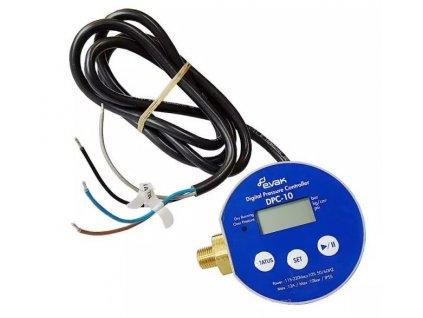 Digitální tlakový spínač DPC 10 0,5 kabel 230V
