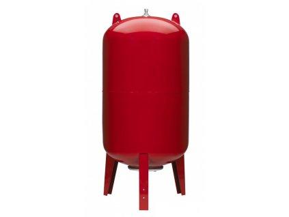 Tlaková nádoba MAXIVAREM LS 500 litrů - vertikální s nerezovou přírubou