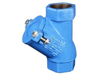 Kanalizační zpětná klapka s koulí závitová L10