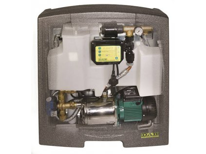 Systém na využití dešťové vody DAB AQUAPROF BASIC 40/50