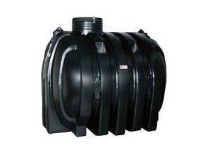 Plastová nádrž na vodu IVAR ELCU 5000 l