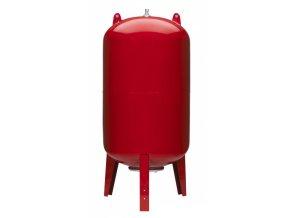 Tlaková nádoba MAXIVAREM LS 200 litrů - vertikální s nerezovou přírubou