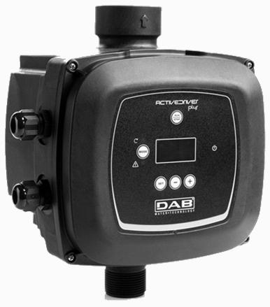 Ivar DAB.A.D. M/M 1,1 Active Driver řízení pro čerpadla 109640610