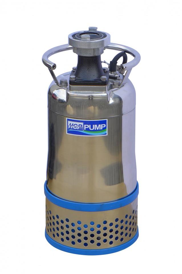 HCP PUMPS Kalové čerpadlo s chlazeným pláštěm HCP 50ASH22.2 400V