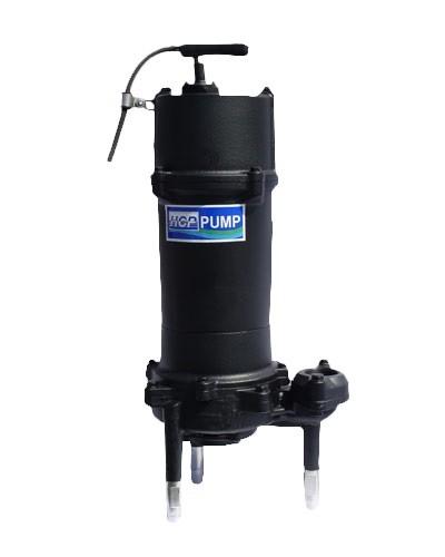 Levně HCP PUMPS Kalové čerpadlo HCP 32-GF21.5 400V bez plováku, s řezacím zařízením