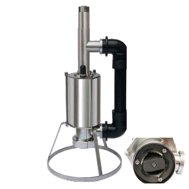 Pumpa INOX Morava 5-16-T 1,1kW 400V 10 m