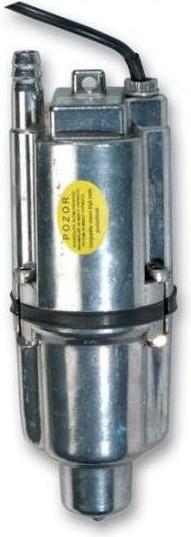 ALFAPUMPY Ponorné čerpadlo Ruche 1NG (typ Malyš), spodní sání, kabel 25m