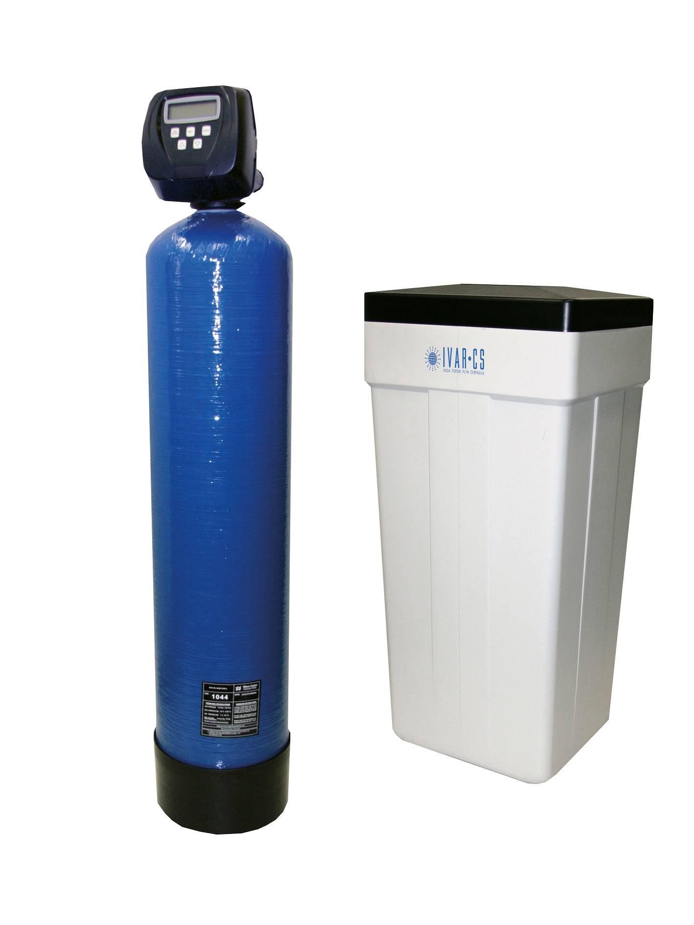 Sloupcový filtr - pro odstraňování železa, manganu a změkčování vody Typ: IVAR.DEFEMN 045