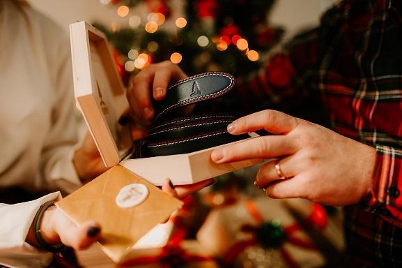Nakupování vánočních dárků včas