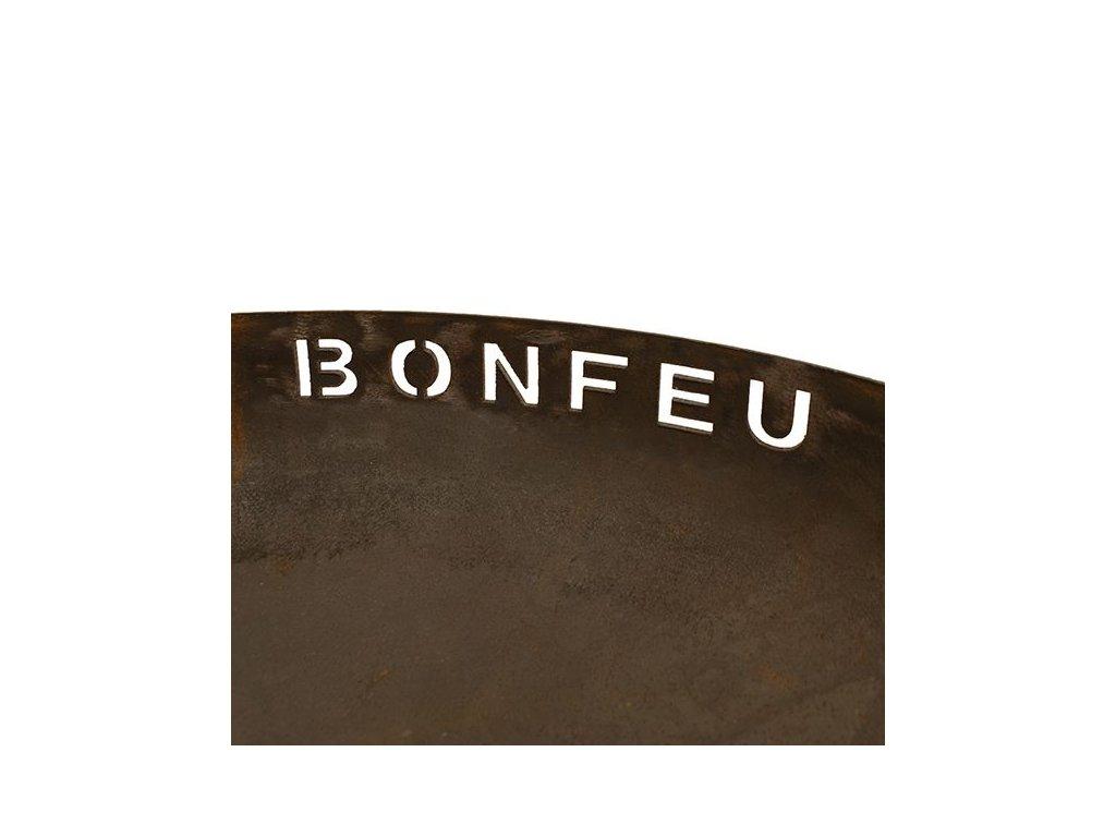 zahradní ohniště - BONFEU 100 CORTEN