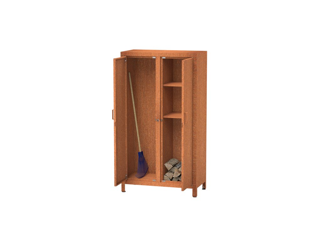 Skříň ke kamnům a na dřevo - FORNO BHS3