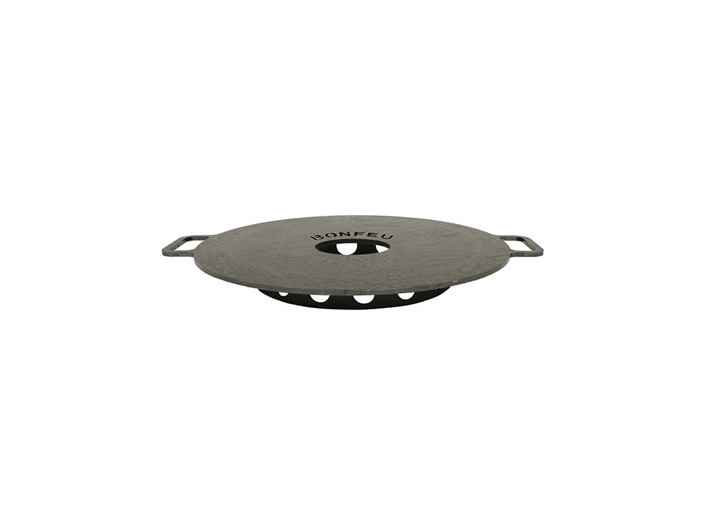 Grilovací deska / Plancha na pečení - BonVes 34 - 6 mm