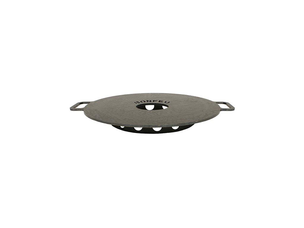 Grilovací deska / Plancha na pečení - Bonfeu 400/3 mm