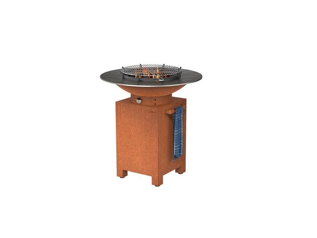 zahradní gril a ohniště - FORNO COOKING BFC3 GRILL
