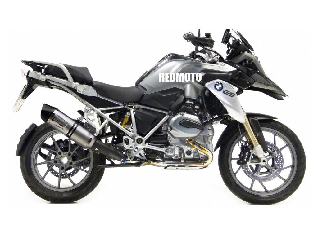 Výfuk Leo Vince LV ONE EVO / BMW R 1200 GS / Adventure (13-16)