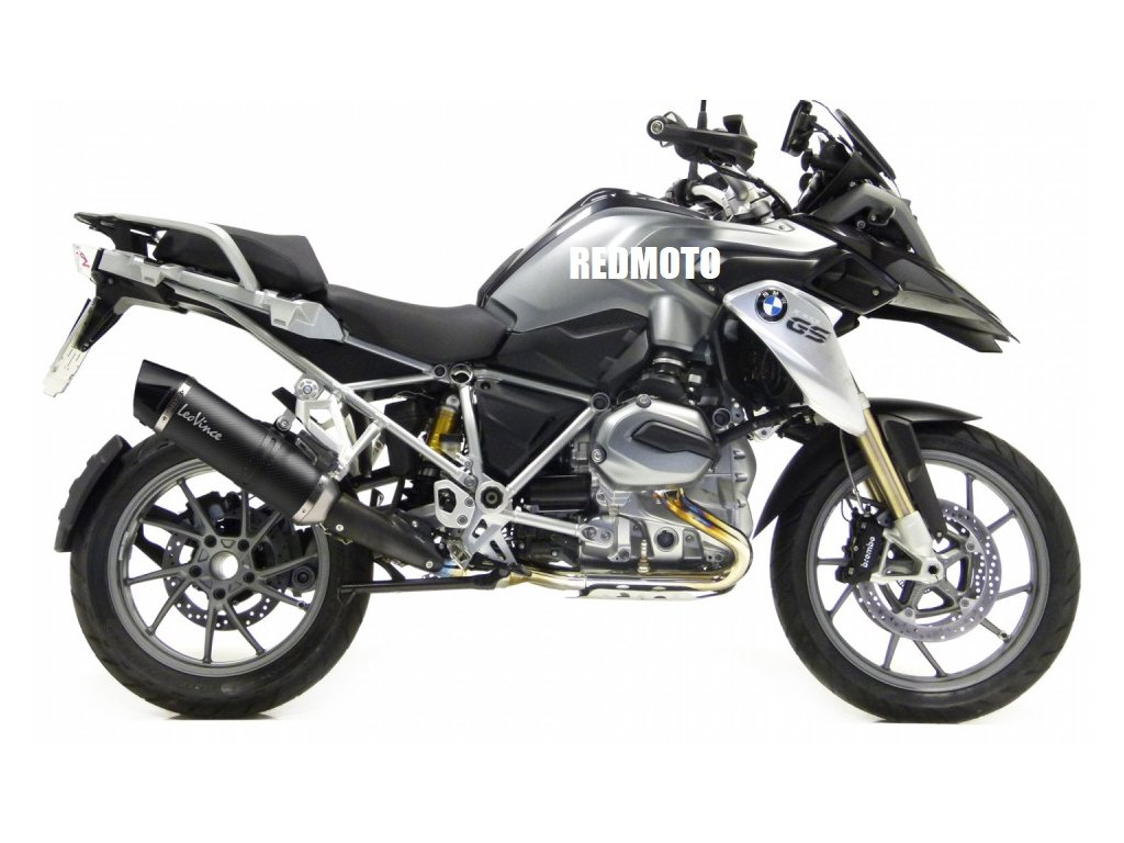 Výfuk Leo Vince LV ONE EVO Carbon / BMW R 1200 GS / Adventure (13-16)