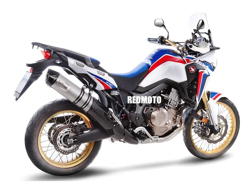 Výfuk Leo Vince LV ONE EVO / Honda CRF 1000L Africa Twin / DCT (18-19)