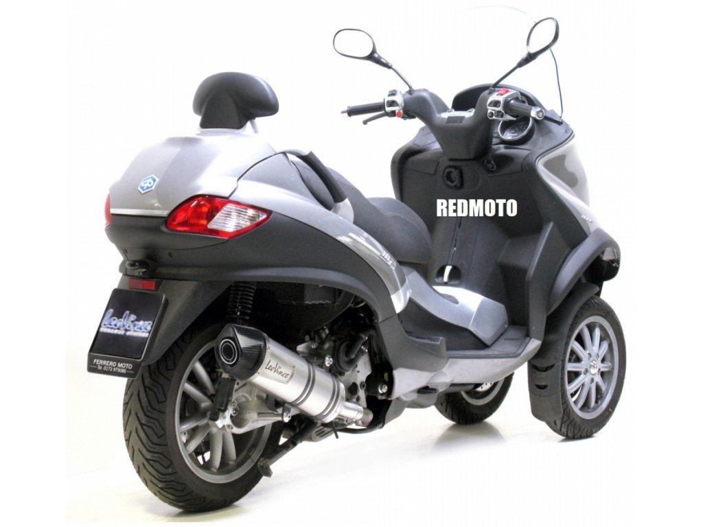 Výfuk Leo Vince LV ONE EVO / Piaggio MP3 400 / LT / RST (08-13) / Piaggio MP3 500 / LT / Business / Sport (11-16)