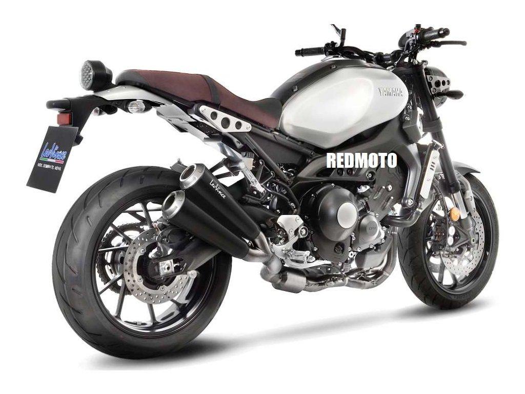Výfuk Leo Vince GP Duals / Yamaha MT-09 (14-20) / Yamaha XSR 900 (16-20)
