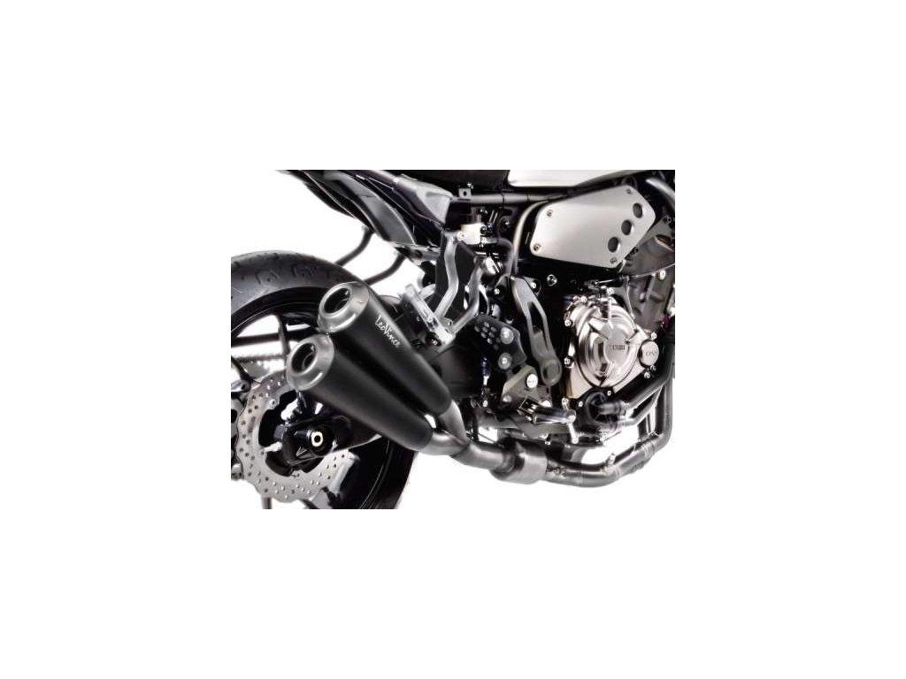 Výfuk Leo Vince GP Duals / Yamaha XSR 700 (16-20)