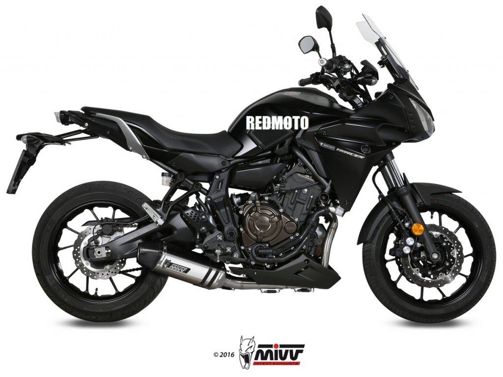 Výfuk MIVV Speed Edge / Yamaha TRACER 700 / GT / TRACER 7 (16-21)