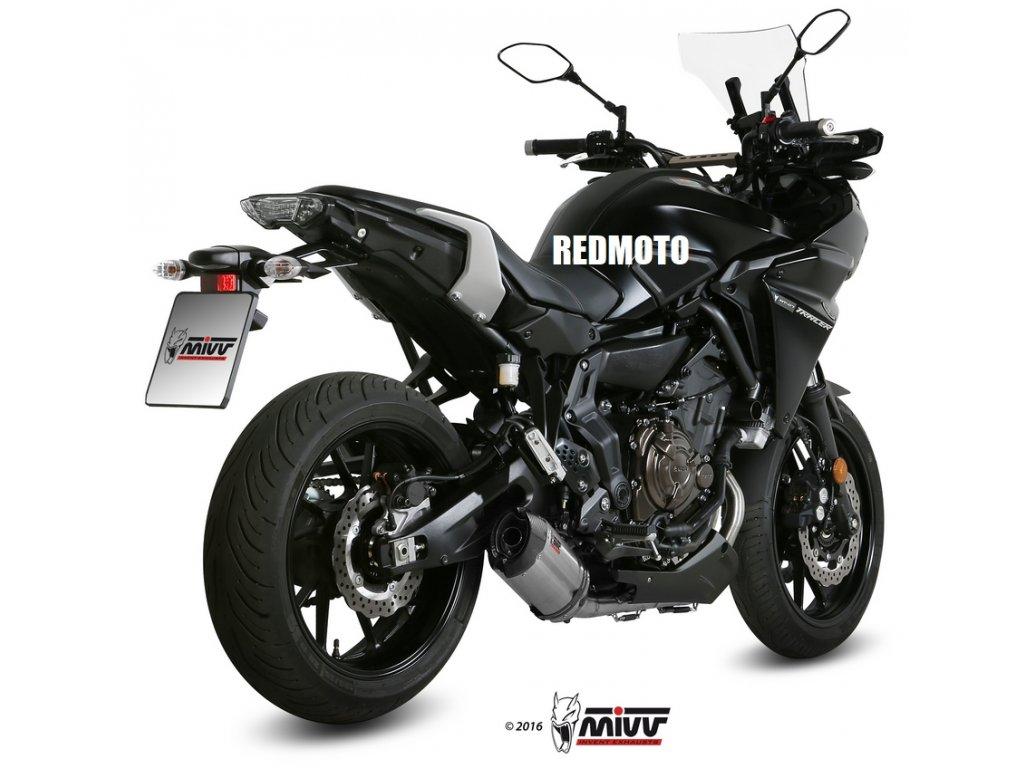 Výfuk MIVV Suono / Yamaha TRACER 700 (16-19)