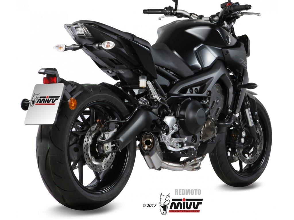 Výfuk MIVV Suono / Yamaha MT-09 (14-20)
