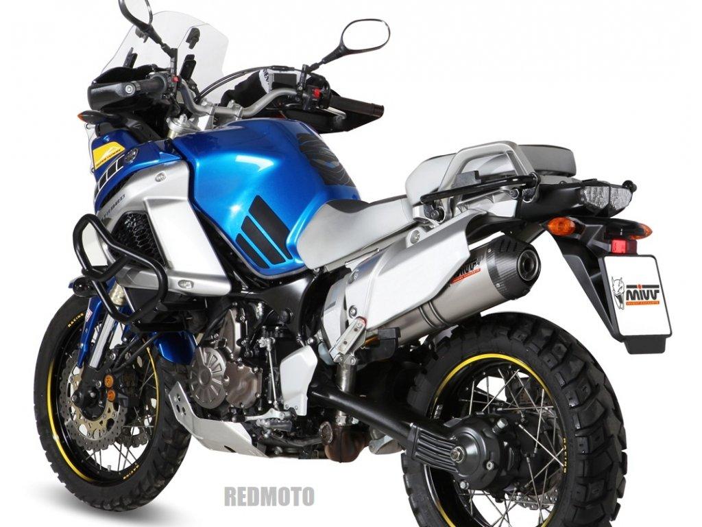 Výfuk MIVV TITAN OVÁL / Yamaha XT 1200Z Super Ténéré (10-20)