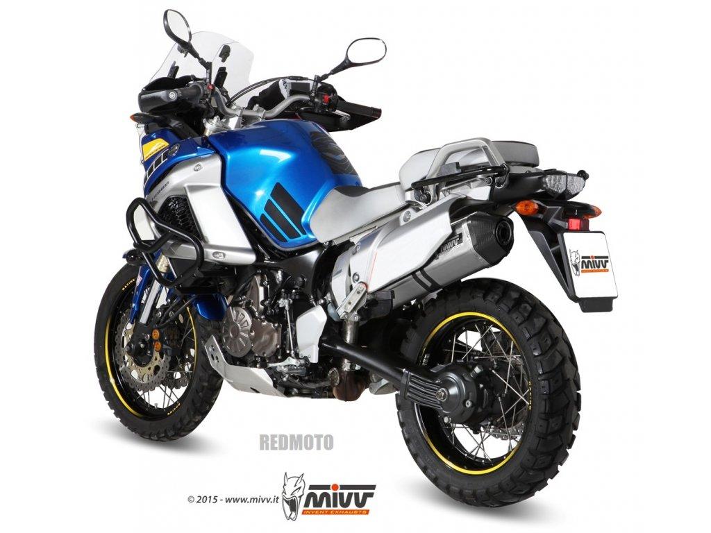 Výfuk MIVV Speed Edge Inox / Yamaha XT 1200Z Super Ténéré (10-20)