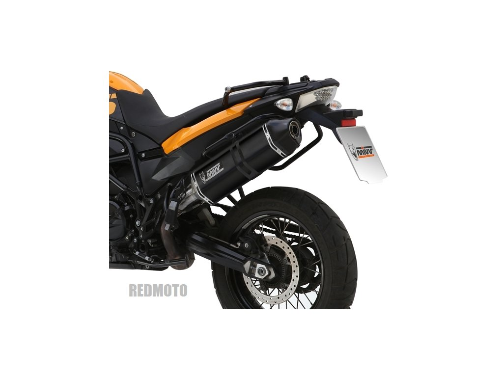 Výfuk MIVV Speed Edge BLACK / BMW F 650 GS (08-12) / BMW F 800 GS (08-17)
