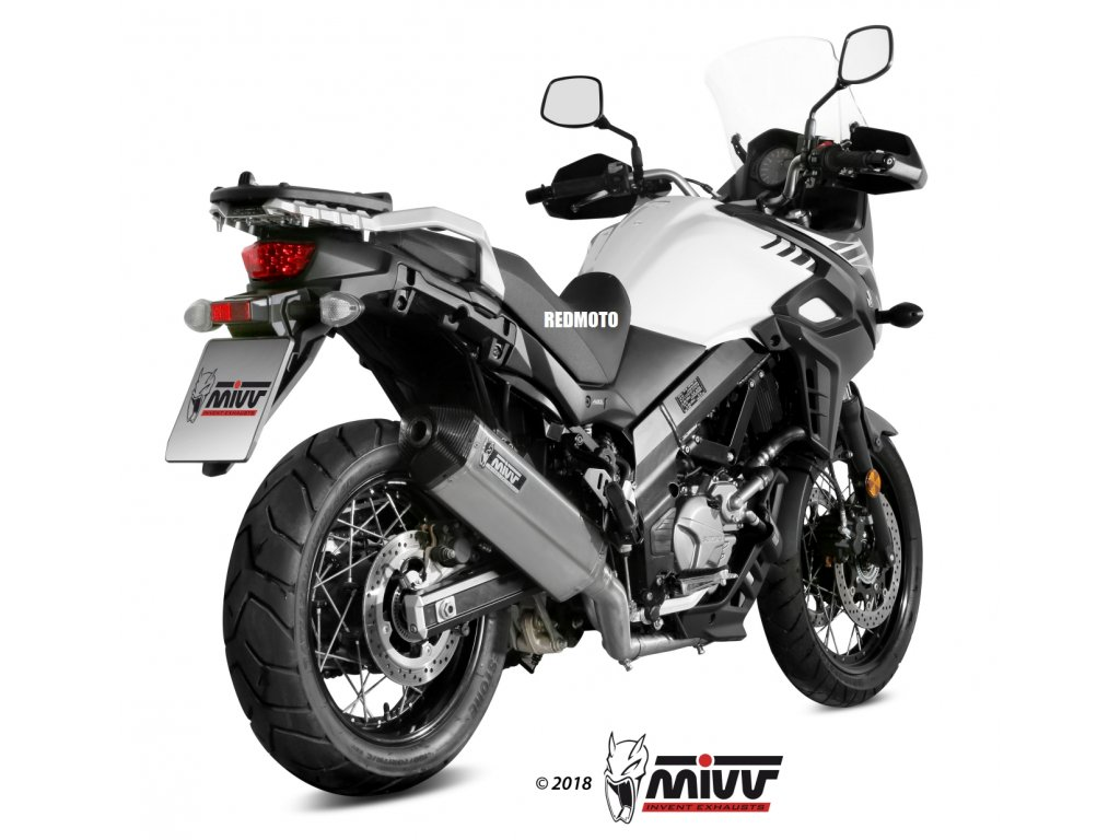 Výfuk MIVV Speed Edge / Suzuki DL 650 V-Strom (17-21)