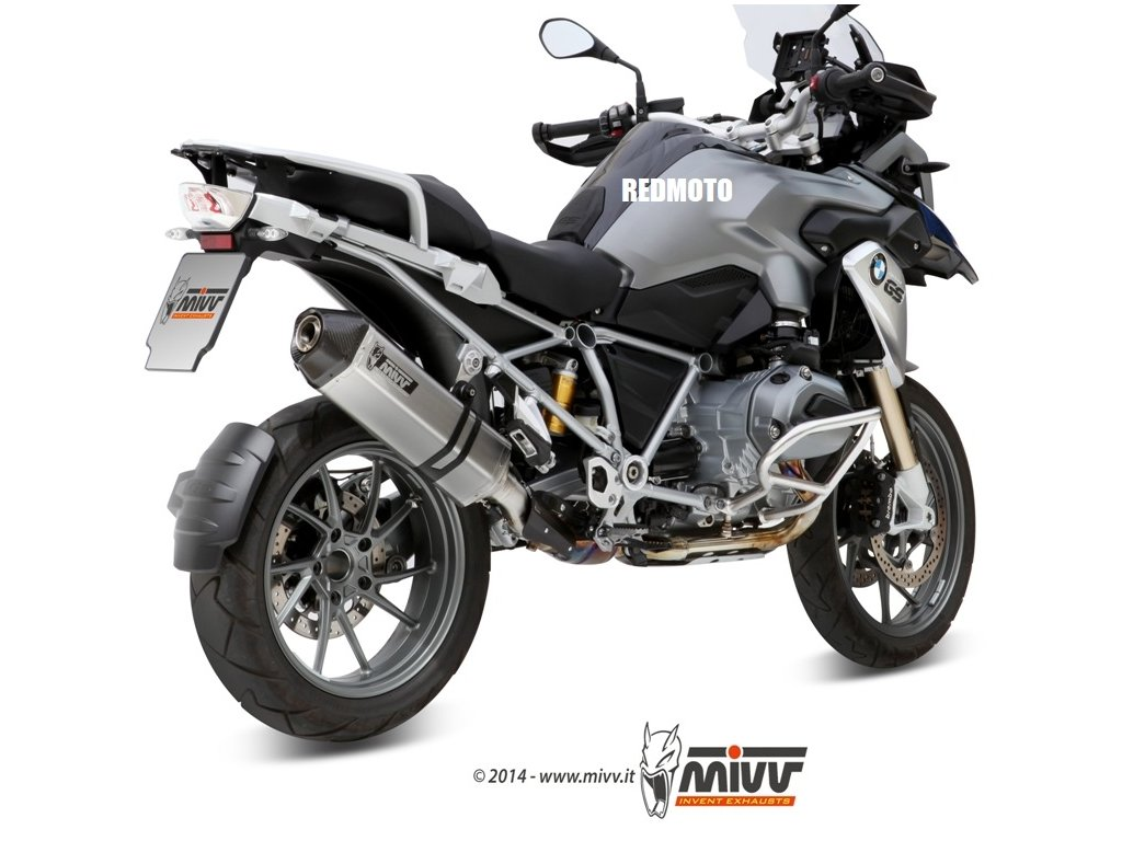 Výfuk MIVV Speed Edge / BMW R 1200 GS / Adventure (13-18)