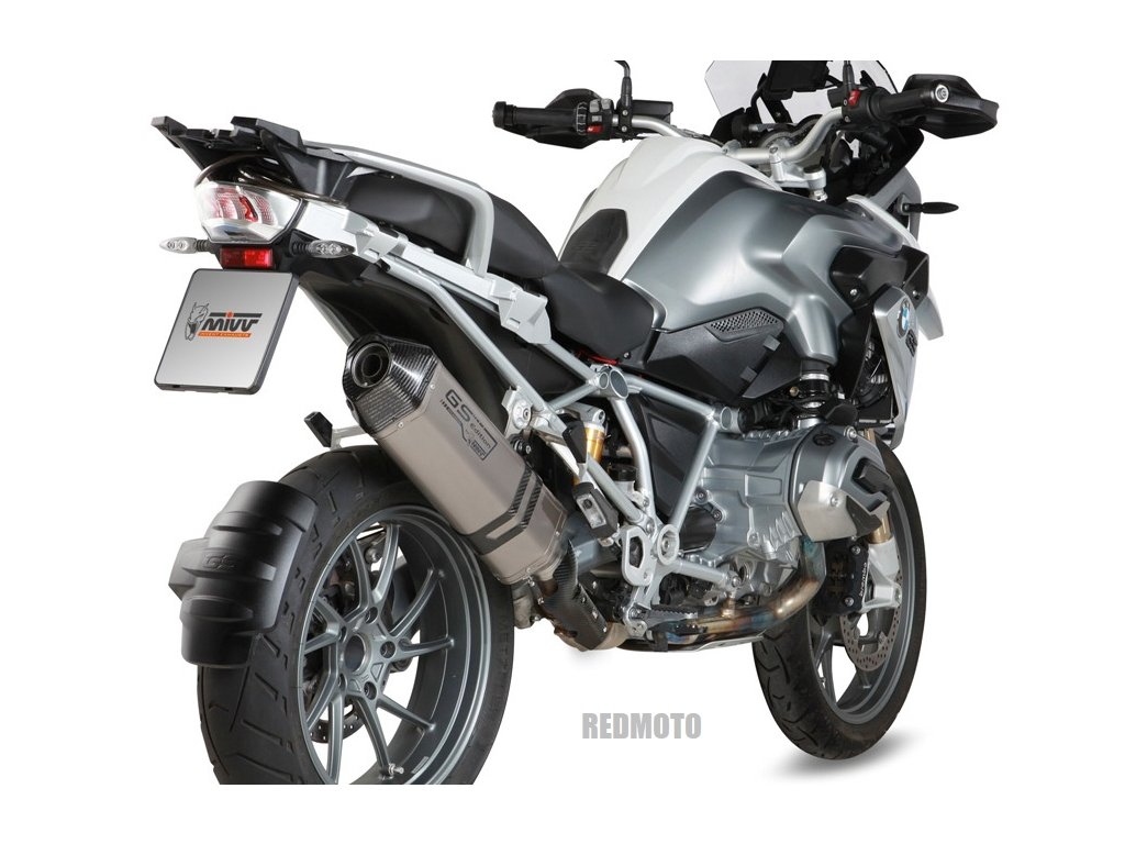 Výfuk MIVV Speed Edge TITAN GS EDITION / BMW R 1200 GS / Adventure (13-18)